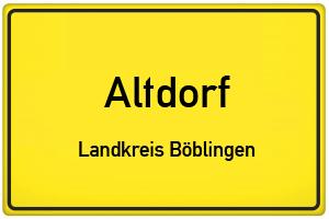Altdorf_LK-Böblingen
